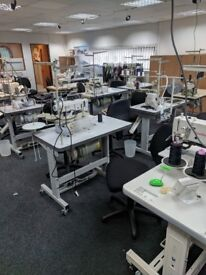 Large range of industrial sewing machines for sale with price starting from £250.00 - £3000