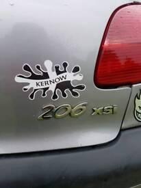 Peugeot 206 sxi