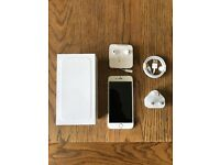 iPhone 6 16gb - EE Network - White/Silver - Excellent Condition. Boxed with new Charger and EarPods