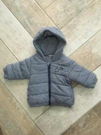 Boys Next Coat. Size up to 3 months