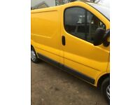 RENAULT TRAFFIC ex AA one former keeper