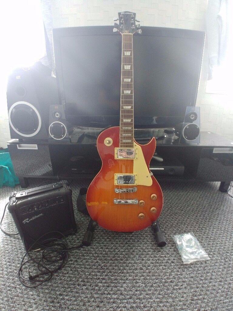 Guitar Rockburn LPT2 full size electeic