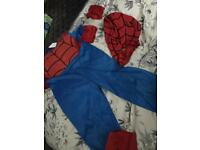 Children's kids Spider-Man costume outfit
