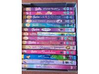 DVDs Barbie 14 titles