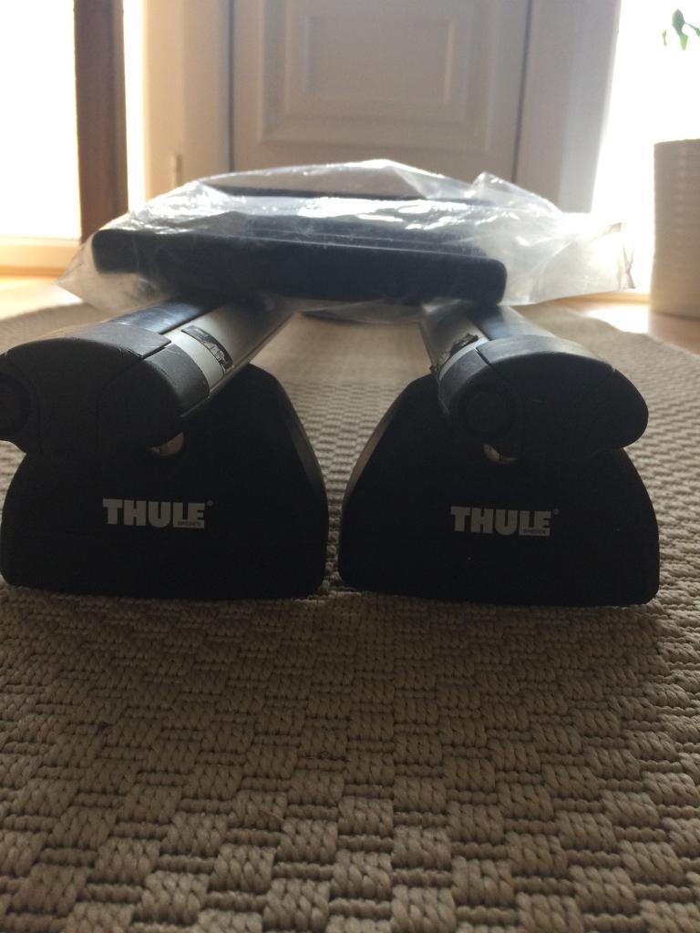 Thule wing bars (roof bars) for x trail
