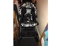 Brand new baby pushchair (pram)