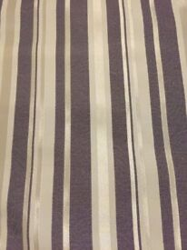 Bill Beaumont Lydia heather curtain material