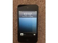 iPod touch (4th generation) 32GB with battery issue