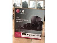 Dvd home cinema sound system