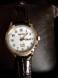 Ladies Seiko Solar Watch