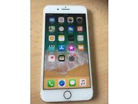 Apple iPhone 7 Plus 128gb gold Unlocked