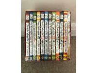 Diary of a Wimpy Kid Box of Books Set (12 book set)
