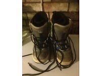Santa Cruz snowboarding boots