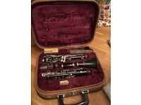Vintage Corton Clarinet