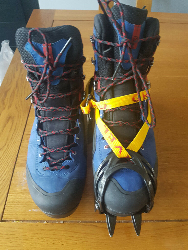 1ce566b0d2e Mens Salomon X Alp MTN GTX B1 Boots C1 compatible Winter Walking Boots | in  Whitefield, Manchester | Gumtree