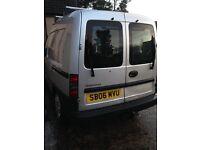 Vauxhall Combo Crew Cab Van