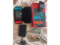 Nintendo switch(better battery) Pokémon shield, Diablo 2