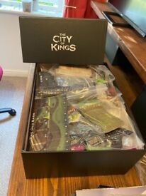 Board Game City of Kings