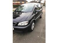 VAUXHALL ZAFIRA 1.6 club 2004 mint XMAS BARGAIN NOT TO MISS