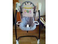 Fisher-price Smart Response Baby Swing