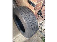 Scorpion Zero Tyre 255.60.18 Good Tread