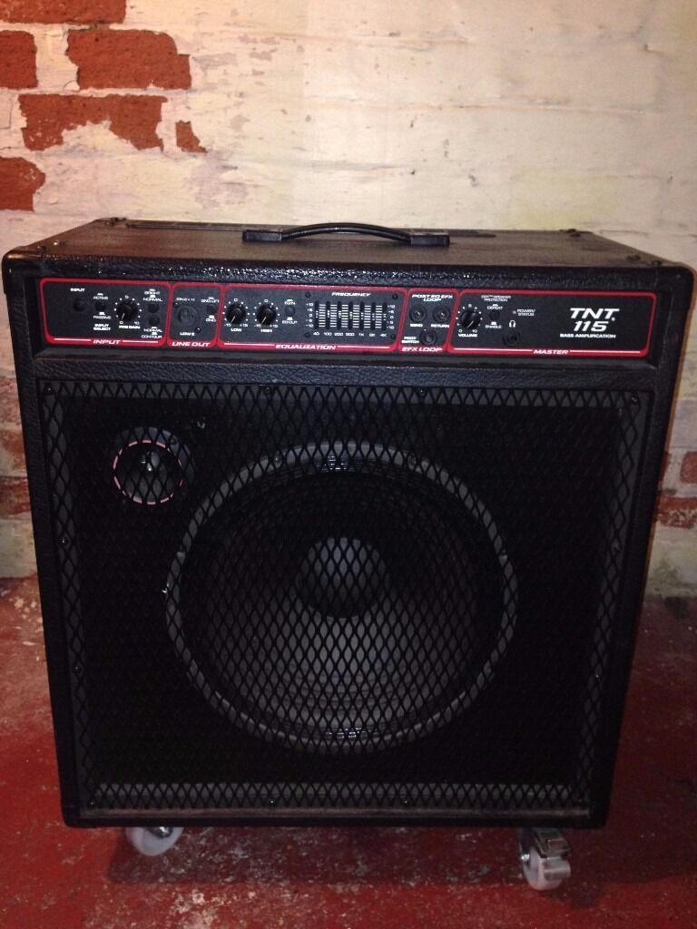peavey tnt 115 bass combo amp in burley west yorkshire gumtree. Black Bedroom Furniture Sets. Home Design Ideas