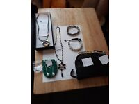 variou items of jewellery for sale prices from £3.00-£5.00 see photo