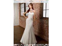 Stunning Mori Lee wedding dress size 10