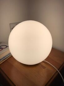 Table Lamp IKEA with bulb included