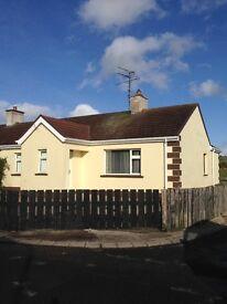 3 BEDROOM UNFURNISHED HOUSE TO RENT ENNISKILLEN