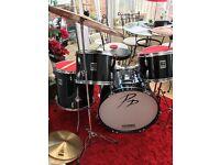 Percussion performance drum kit