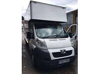 24-7 Big Man with Van Hire for moving House Clearance, Office & piano Removal