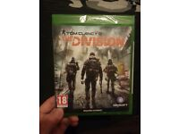 Tom Glancy's The Division Xbox One sealed