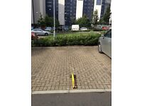 ***CITY CENTRE SECURE CAR PARKING SPACE LANCEFIELD QUAY AREA, GLASGOW £100PCM***