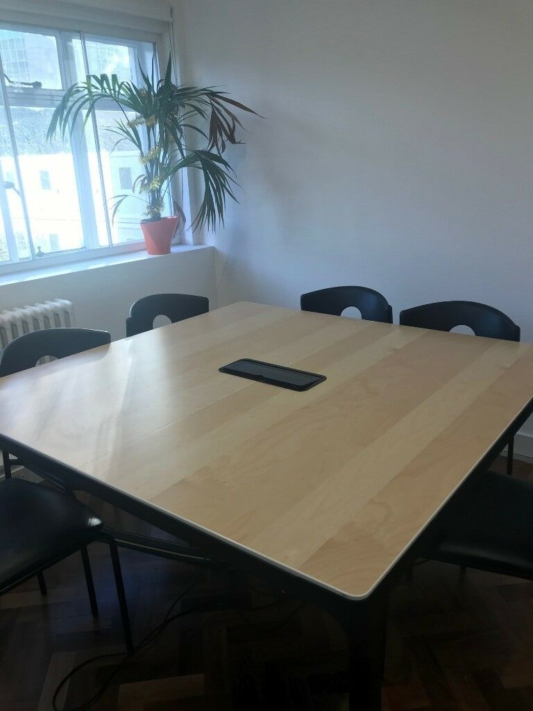 IKEA Bekant Conference Table In Liverpool Street London Gumtree - Ikea conference room table