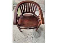 Genuine Indian Wood chair