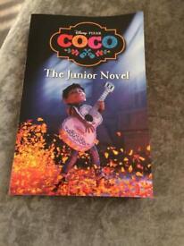 Disneys Pixar coco book