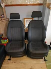 Polo 9n3 front seats 3 door