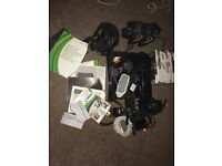 X box 360, Kinect, headset and Fifi 17