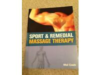 Sport and Remedial Massage Therapy