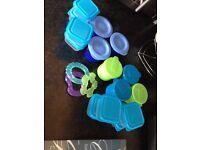 Baby food tubs