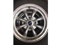 *******sold********Empi style Alloy wheels