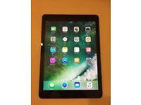 iPad Air 1st gen 16gb wifi space gray