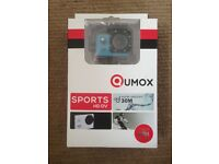 Qumox SJ4000 Action Camera 1080p HD with gadget bundle
