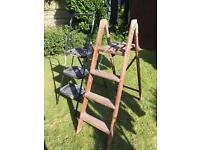 Step ladders Decorators ladders