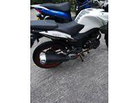 Lexmoto zsx-f 125 cc