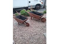 Wheel barrow new