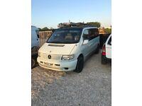 Mercedes Vito van spares or repairs