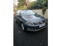 Volkswagen, PASSAT, Saloon, 2013, Manual, 1968 (cc), 4 doors