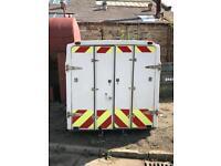 Storage Container - BT Box Van Body